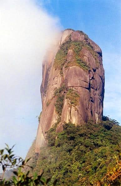 Pico do Frade from the...