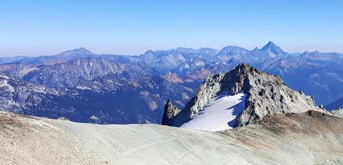 Mount Daniel East Summit and Enchantments