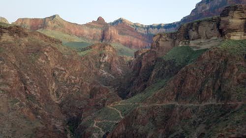 Grand Canyon Rim to Rim to Rim 2015