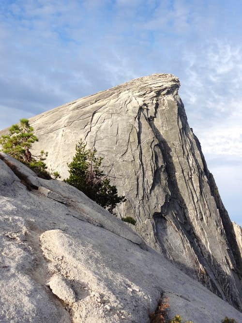 Half Dome ~ The Cables
