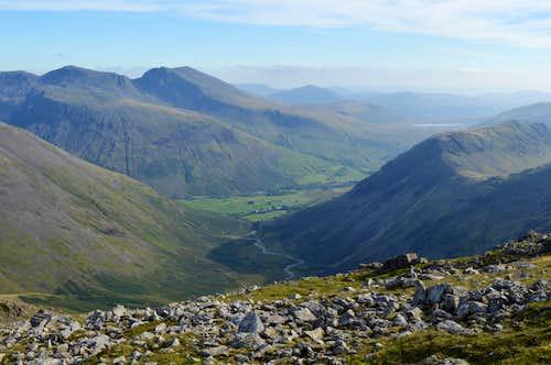 Summit view from Pillar