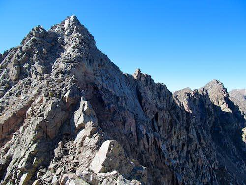 Peak F Ridge