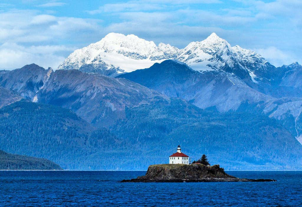 Eldred Rock & Lighthouse
