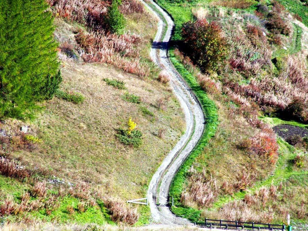Start the right way towards the Grauson Vallon 2015