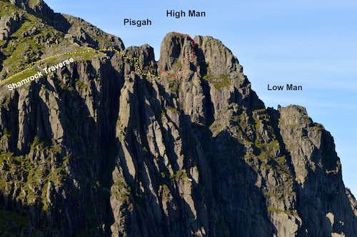 Slab & Notch route Pillar Roc