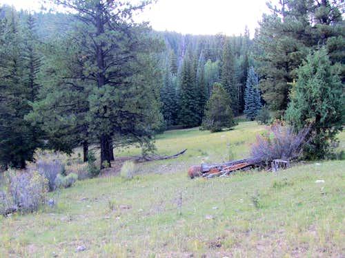 Upper Trailhead