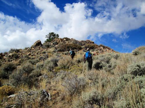 Granite Peak 8419
