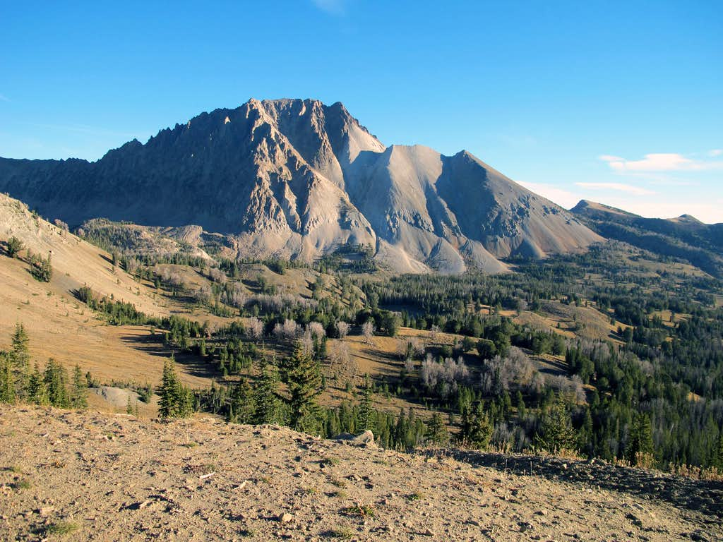 Castle Peak, Idaho