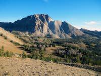 Castle Peak, Idaho
