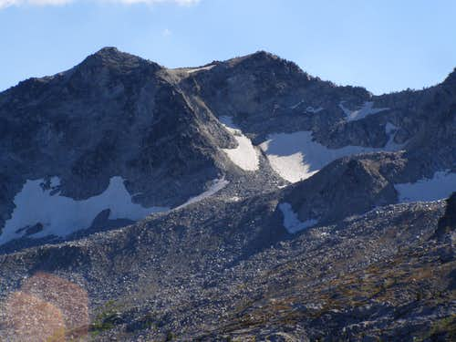 Summit from the North