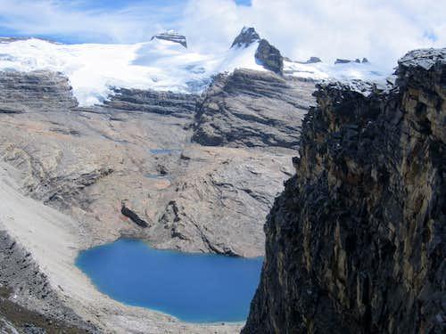 Cocuy Range, Sierra Nevada del Cocuy, Guican, Chita