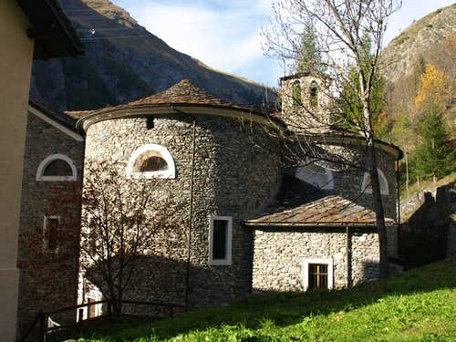 (La Thuile) / D-2 1732 Parish Church & Belfry 2015