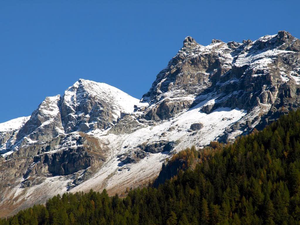 Valtournanche Monte Roisetta & Becca d'Aran 2015