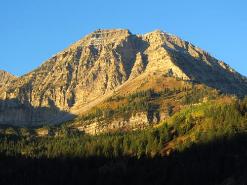 The Route Less Traveled - North Timp Loop