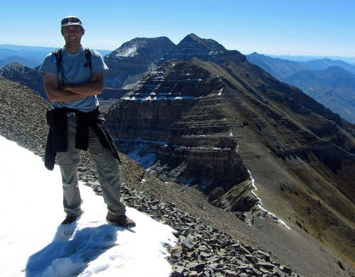 North Timp summit pic