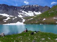 Lake 12,323