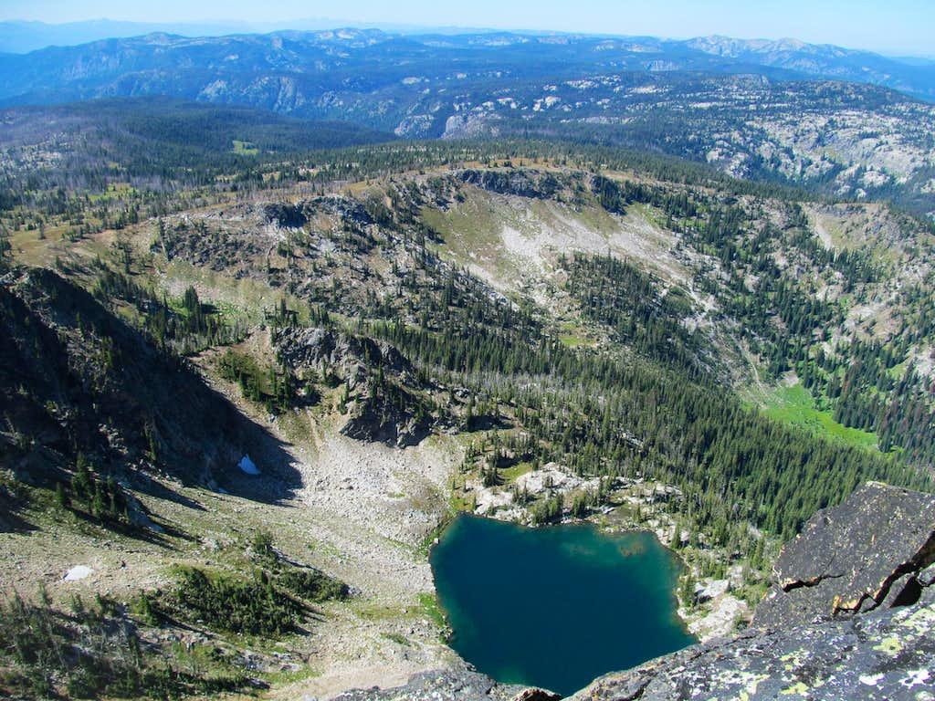 Mirror Lake & Gospel Hump Wilderness