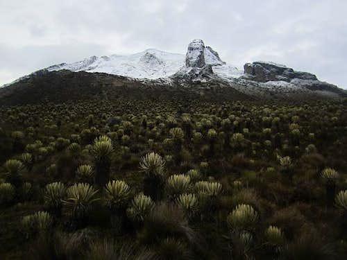 Parque Natural Los Nevados, Tolima, Santa Isabel, Ruiz