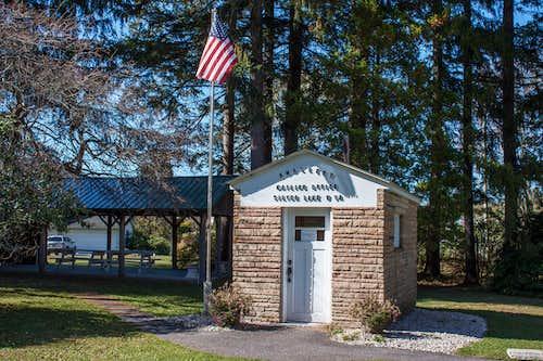World's Smallest Post Office?
