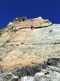 Second Pitch Ingalls Peak South Ridge