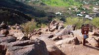 Camelback Mountain - Cholla Trail 2