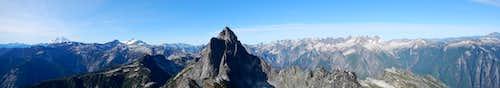 Thornton Summit Panorama