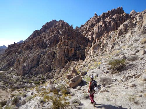 Canyon Entrance