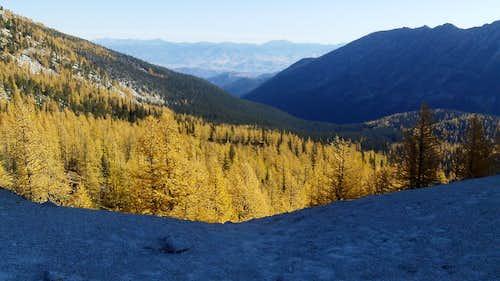 Buttermilk valley