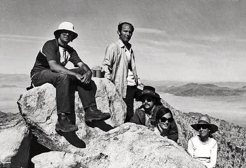 Spectre Summit 1973