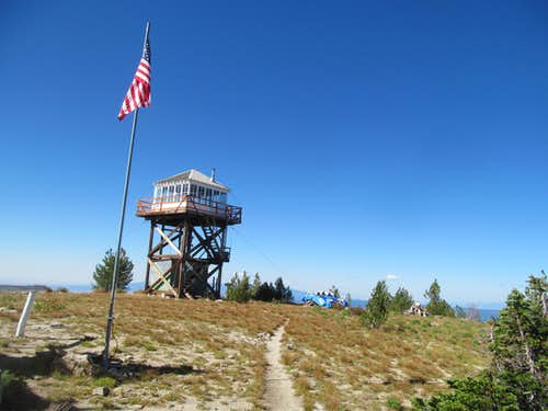 summit lookout