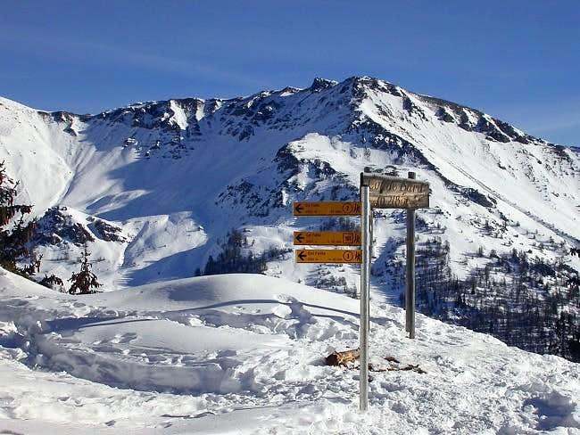 Col de Bard (2180 m.)