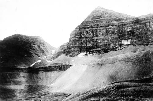 Timpanogos in1909