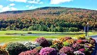 Bretton Woods from Mt Washington Hotel