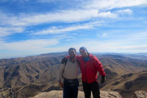 قله تیوان 15-8-94