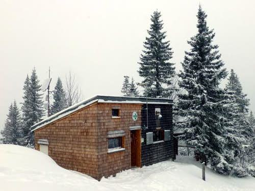 The rebuilt Krempelhütte