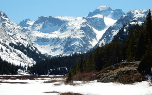 The Winds at our Backs - A ski crossing of the Wind River Range
