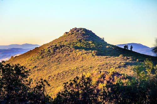 Clark Peak (Mt. Konocti)