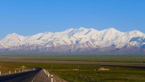 Zaalayskiy Range