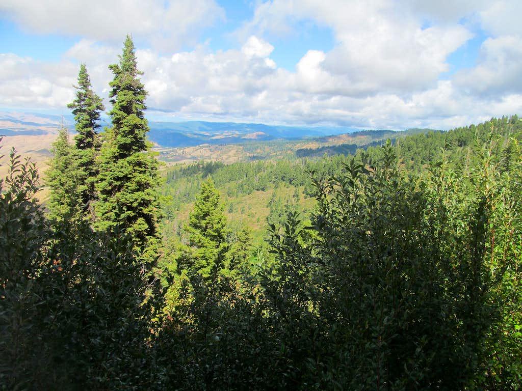 views from Hawley (Boise)