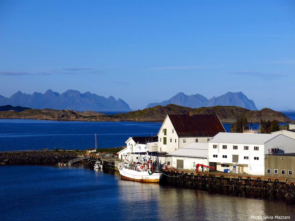 Getting to Henningsvær