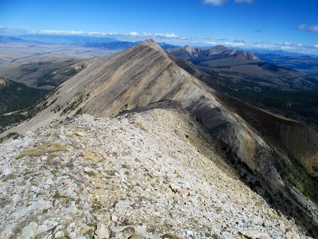 Hogsback & Olson Peaks