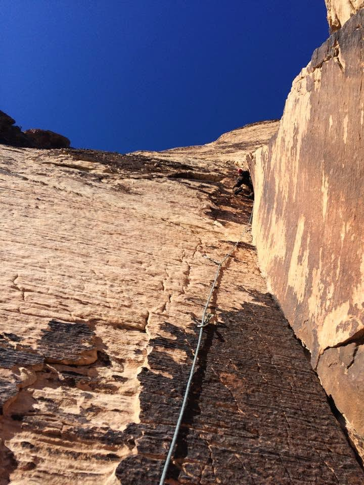 All You Can Eat, 5.10d, 5 Pitches
