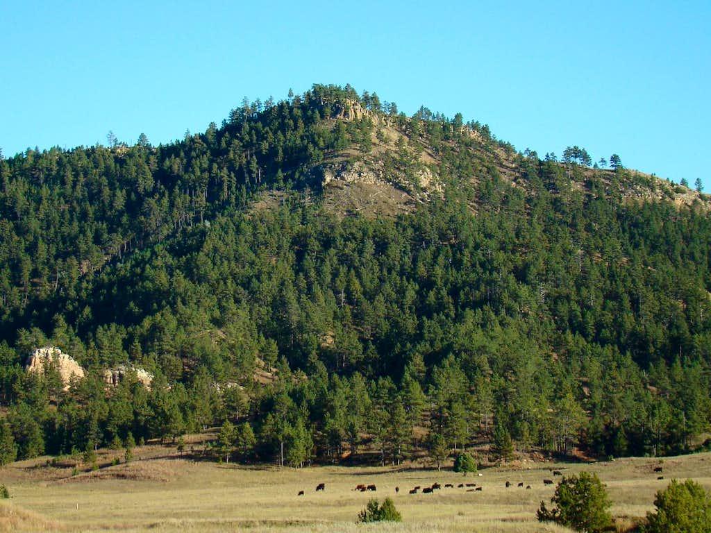 Boehnlein Ridge (4190)