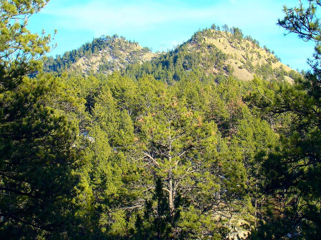 Ranch View of Brady Peak
