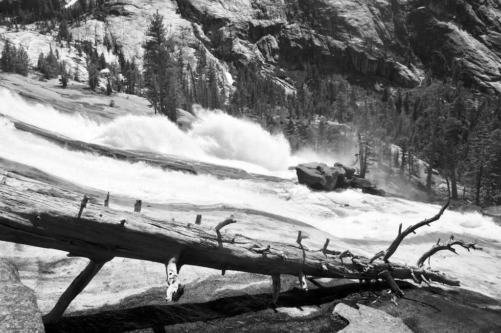 LeConte Falls