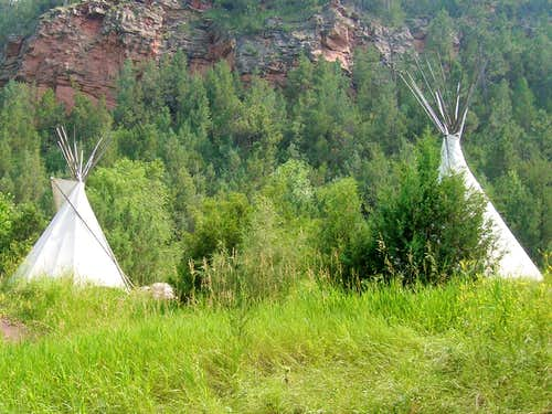 Allen Ranch TeePees