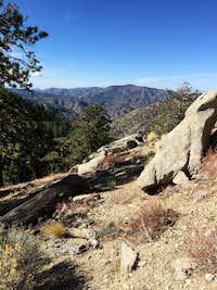 Pacifico Mountain from Winston Peak