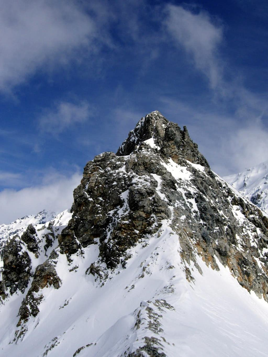Cima delle Pale Rosse, Northern summit