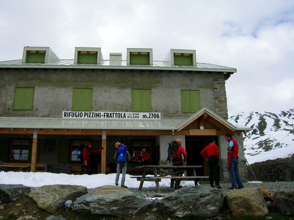 Pizzini-Frattola Hut