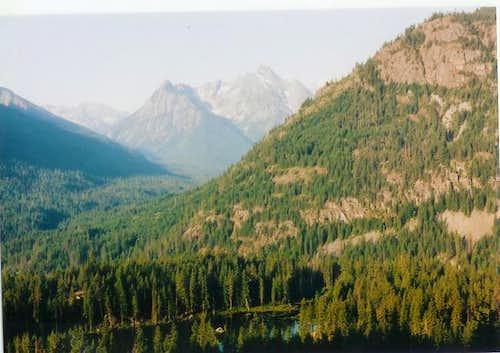 Agnes Mountain, Coon Lake...
